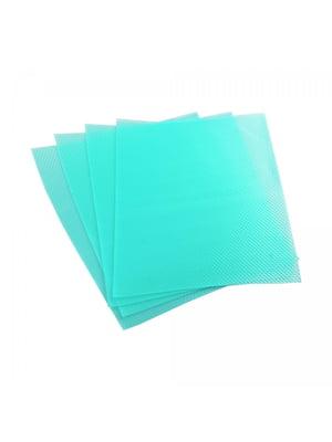 Набір килимків для холодильника (4 шт) | 5726069