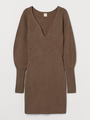 Платье коричневое | 5721720