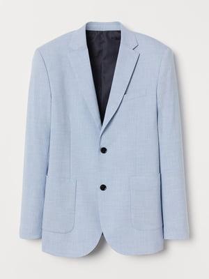 Піджак блакитний | 5721766
