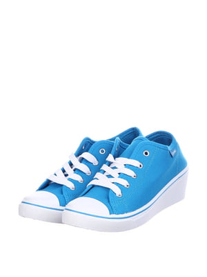 Кеди блакитного кольору   5726297