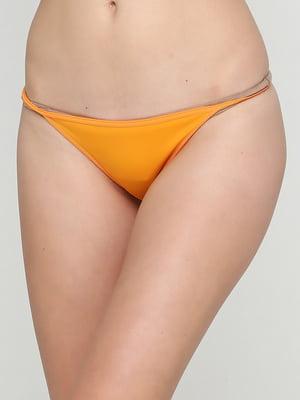 Труси морквяного кольору | 5726353