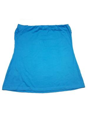 Топ блакитного кольору | 5726452