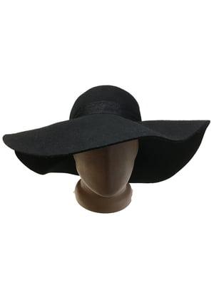 Капелюх чорний | 5726704