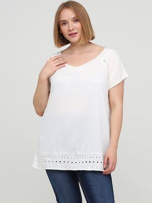 Блуза белая | 5726732