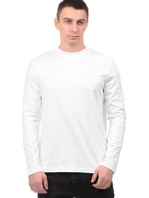 Лонгслив белый | 5726839