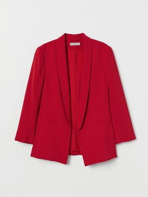 Жакет красного цвета | 5726931