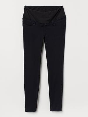 Штани для вагітних чорні | 5727025