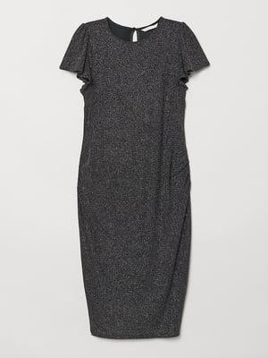 Платье для беременных черное | 5727176