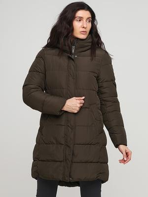 Куртка кольору хакі | 5727190