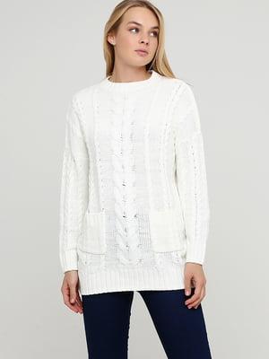 Джемпер белый   5727240