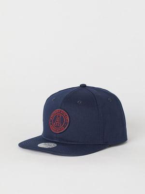 Бейсболка синя   5727280