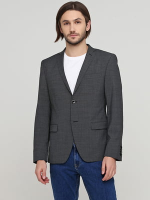Пиджак серый | 5727622