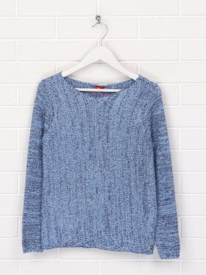 Джемпер блакитного кольору   5727632