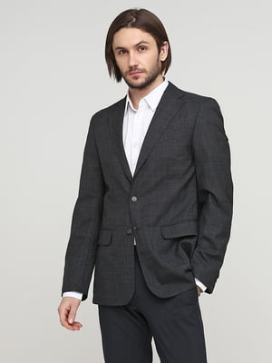 Пиджак серый | 5727639