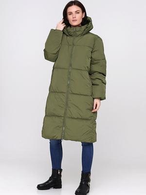 Куртка цвета хаки   5727885