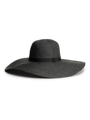 Капелюх чорний | 5727909