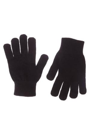 Перчатки черные | 5727917