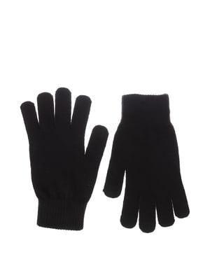 Перчатки черные | 5727928