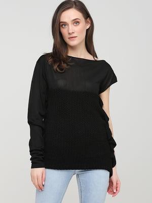 Блуза черная   5727935
