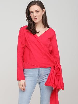 Блуза красного цвета | 5727959