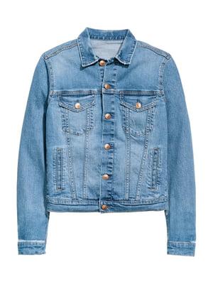 Куртка синя | 5728081