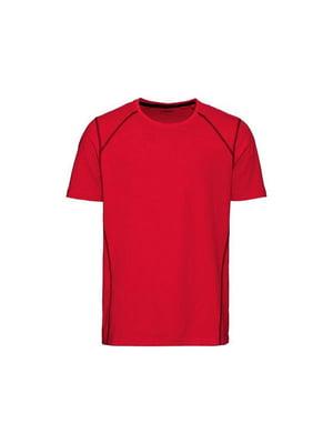 Футболка червоного кольору   5728625