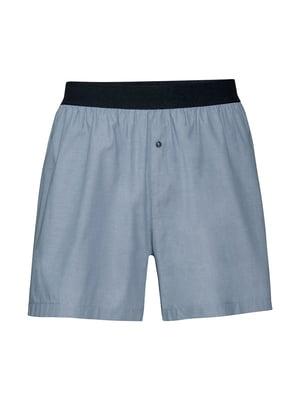 Шорти піжамні блакитного кольору | 5728632