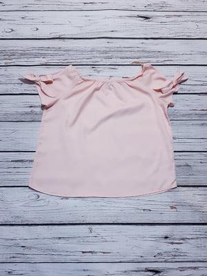 Блуза персикового цвета | 5728668