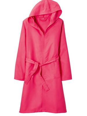 Халат рожевого кольору | 5728717