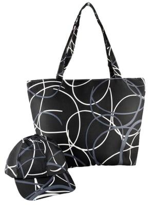 Комплект: сумка и бейсболка | 5729050