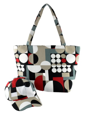 Комплект: сумка и бейсболка | 5729051