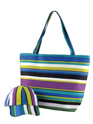 Комплект: сумка и бейсболка | 5729052