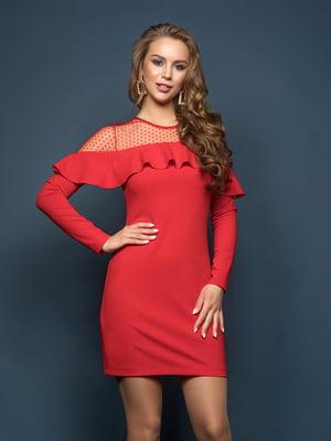Платье красное   5729222