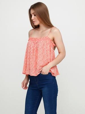 Блуза в принт | 5729561