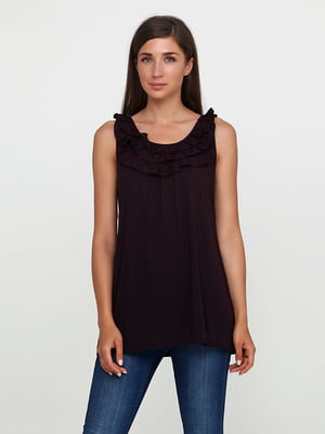 Блуза фиолетовая | 5729564