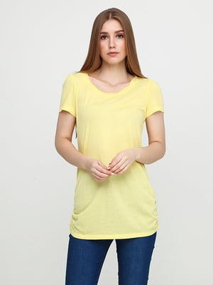 Футболка жовта | 5729572