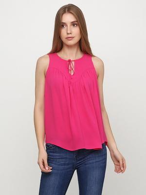 Блуза малинового цвета | 5729592