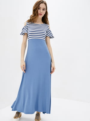 Платье синее   5729711