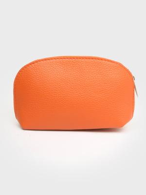 Косметичка помаранчева | 5725793