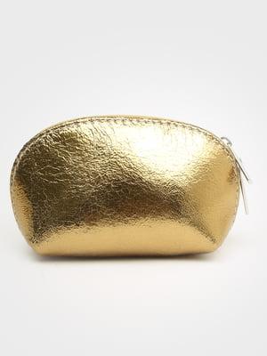 Косметичка бронзового кольору | 5725787