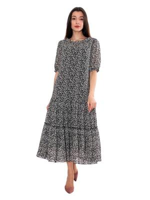 Платье в принт | 5730374