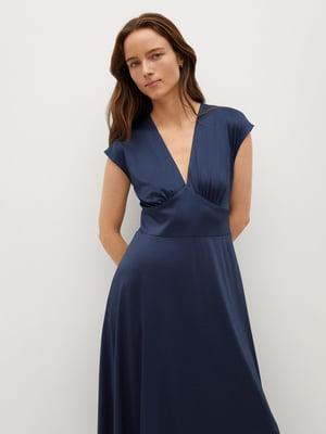 Сукня синя | 5730392