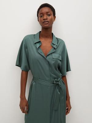 Платье зеленое | 5730472