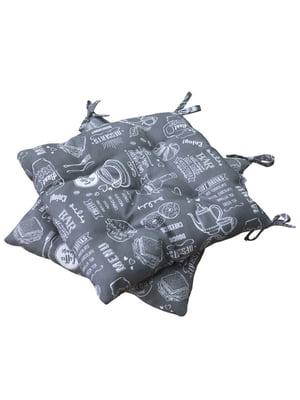 Подушка для стула декоративная (40х40) | 5550482