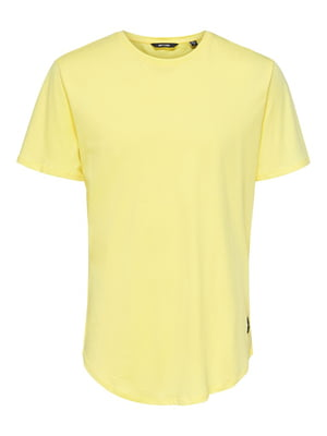 Футболка жовта | 5730629