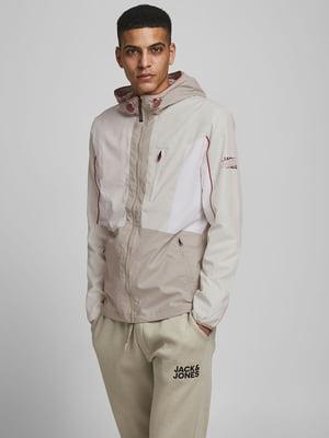 Куртка бежевая | 5687828