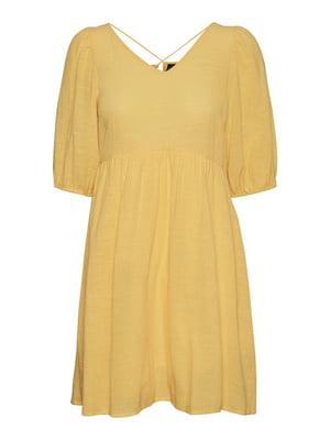 Сукня жовта | 5730896