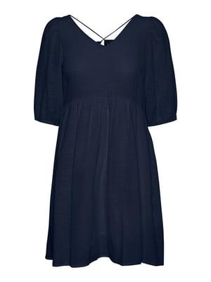 Сукня темно-синя   | 5730897