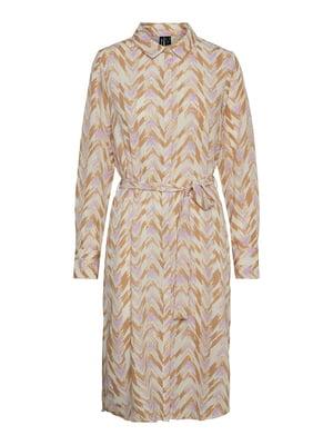 Сукня комбінованого забарвлення | 5730905