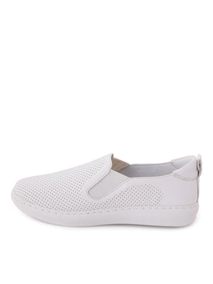 Слипоны белые | 5730850